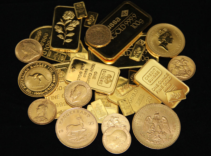 Buying Gold Bars vs Buying Gold Coins